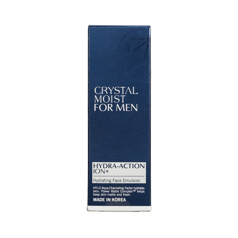 Crystal Moist Hydra Activ Fac Emulsion 100mL
