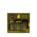 Botaneco Garden Organic Trio Oil Delightful Hair Care Set 95ml x 3bottles