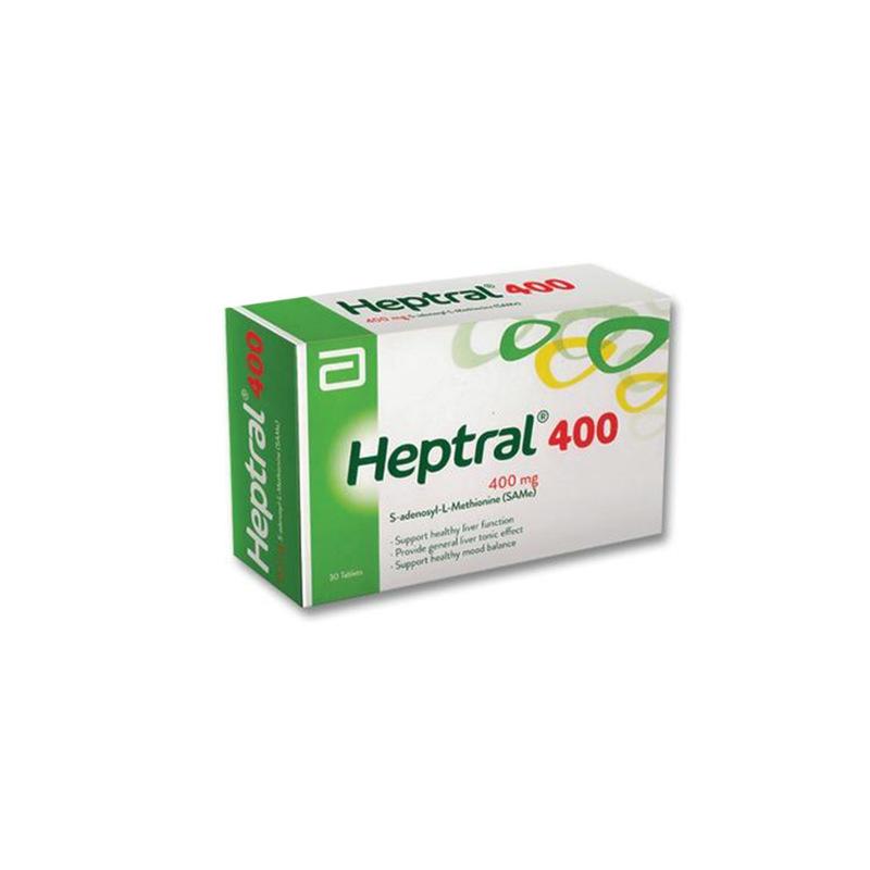 Abbott Heptral 400mg 30s