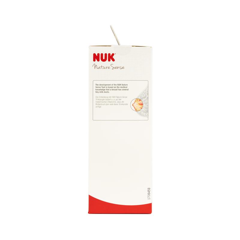 Nuk Nat Sense Glass Bottle 240mL
