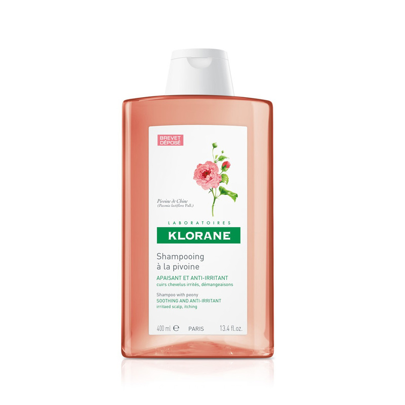 Klorane Peony Shampoo, 400ml