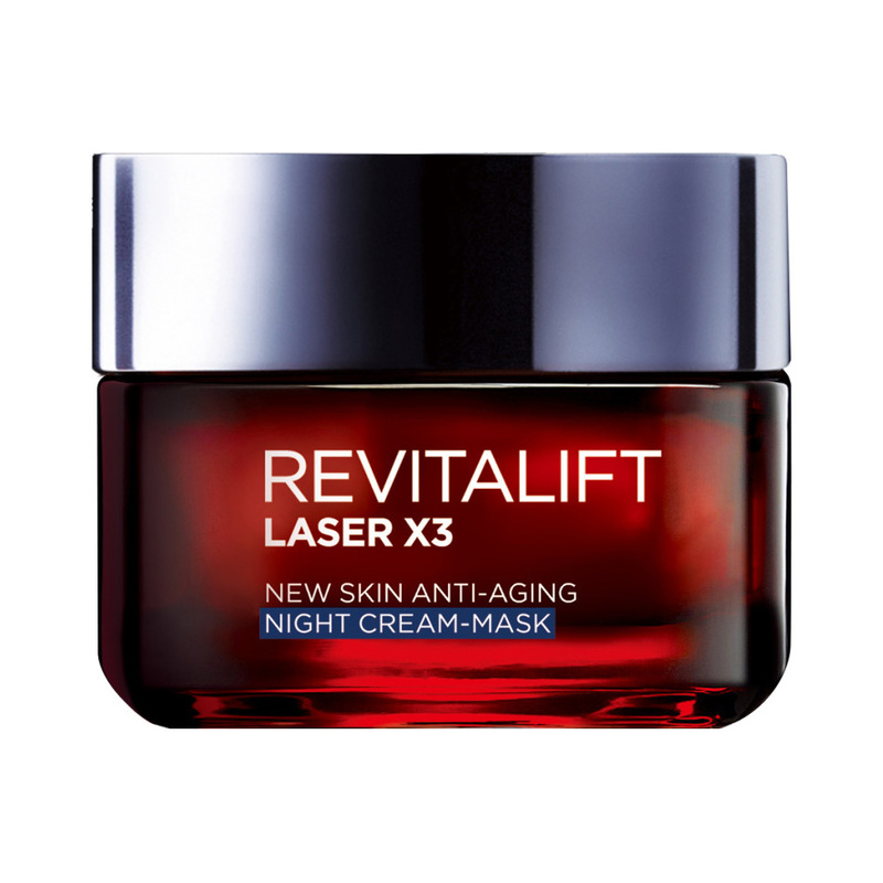 Dermo-Expertise  L'Oreal Revitalift Laser Anti-Aging Night Cream-Mask, 50ml