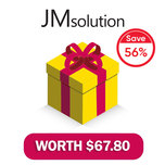 JM Solution Brand Box worth $67.80