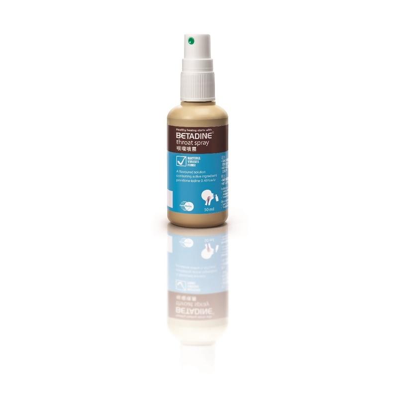 Betadine Throat Spray 50mL