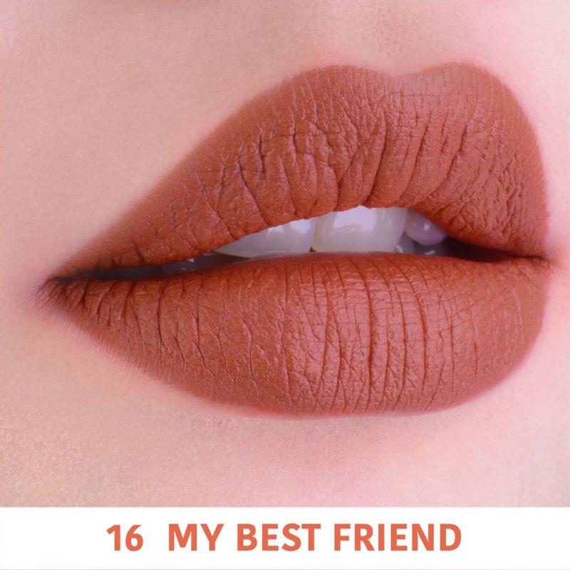 4U2 You're Mine Matte Lipstick No. 16 My Best Friend