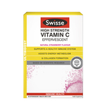 Swisse High Strength Vitamin C Effervescent 60 Tablets