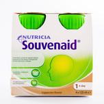 Nutricia Souvenaid Cappucinno 4x125ml