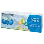Mannings Ultra Soft White Bathroom Tissue 10 rolls x 3ply