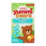 Yummi Bears Fiber + Digestive Support, 60s