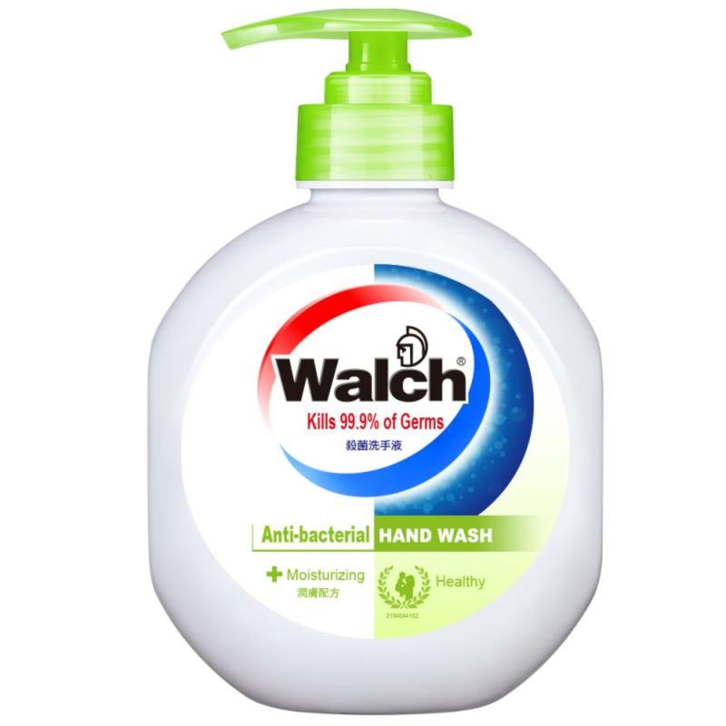 Walch Anti-bacterial Hand Wash (Moisturizing) 525mL