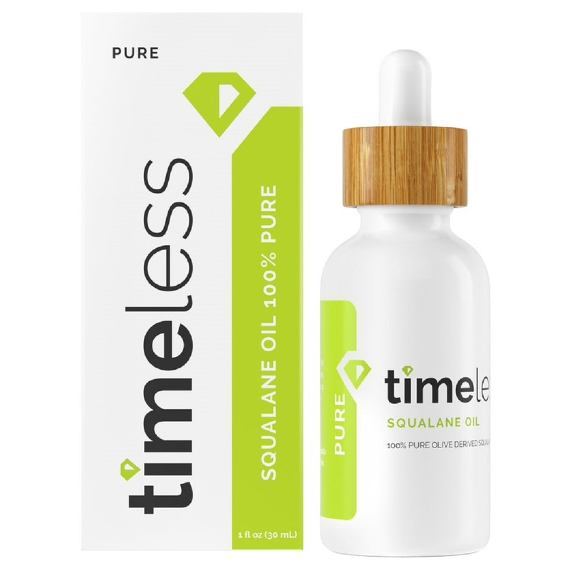 Timeless  Squalane Oil 100% Pure 30mL