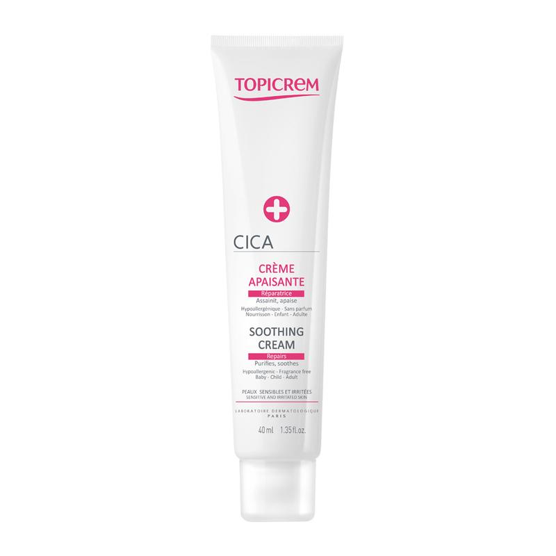 Topicrem CICA Soothing Cream