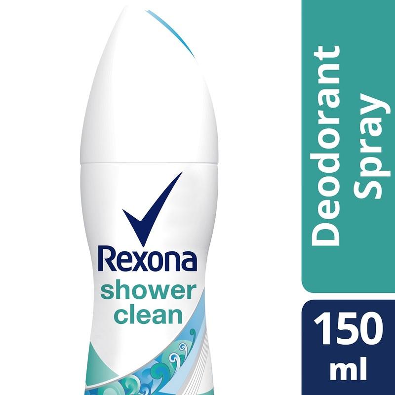 Rexona Wmn Ar-Shower Clean 150mL