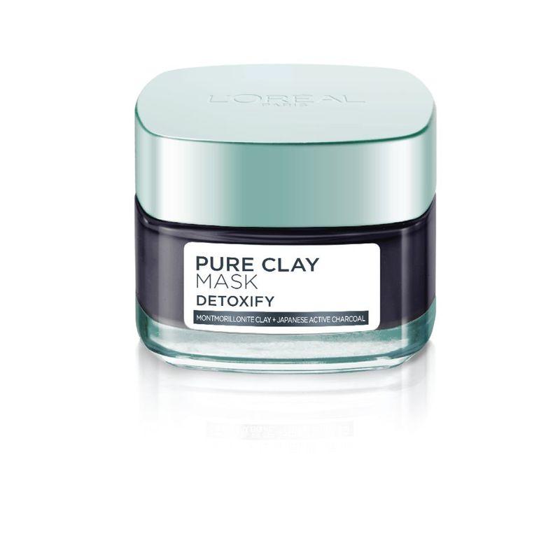 L'Oreal Paris Detoxifying Pure Clay Mask 50g
