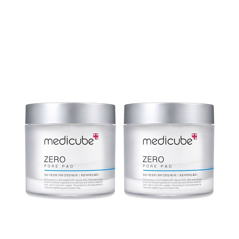 Medicube Double Zero Pore Pad Set