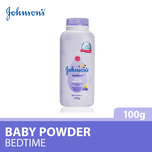Johnson's Baby Bedtime Powder, 100g