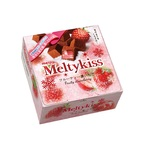 Meiji Meltykiss Fruity Strawberry 56g