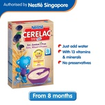 Cerelac Nestle Oats, Wheat & Prunes, 250g