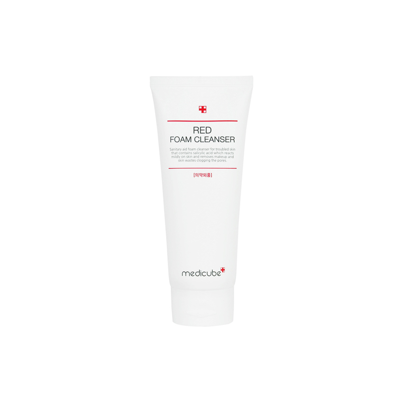 Medicube Red Foam Cleanser, 120ml