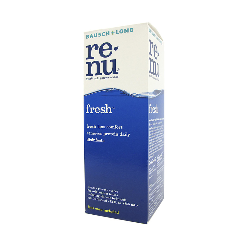 Bausch & Lomb Renu Fresh, 355ml