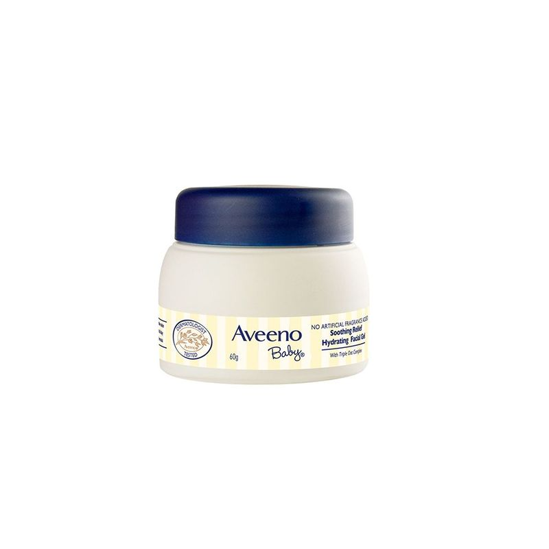 Aveeno Baby Soothing Relief Hydrating Facial Gel, 60ml