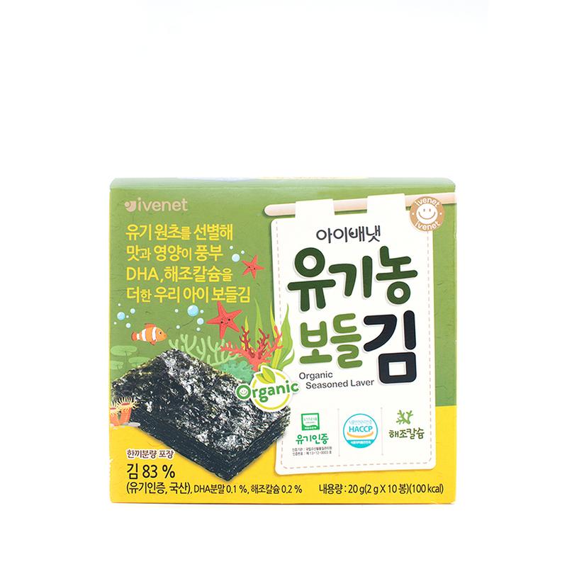 Ivenet Bebe Seaweed Laver 20g