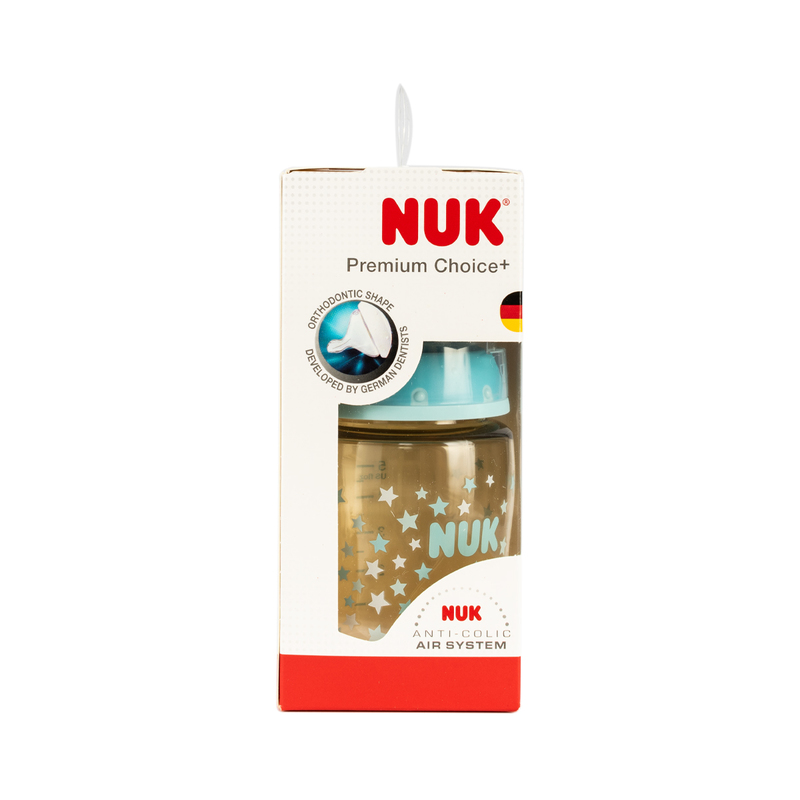 Nuk Pch PPSU Bottle with Silicon Teat(0-6M) 150mL