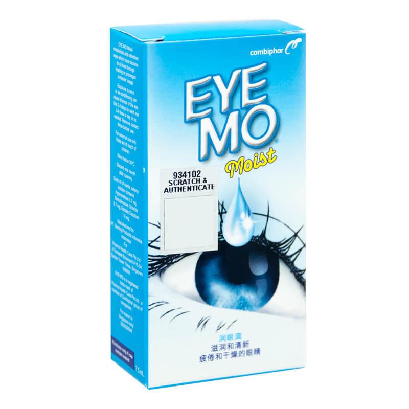 Eye Mo Moist, 7.5ml