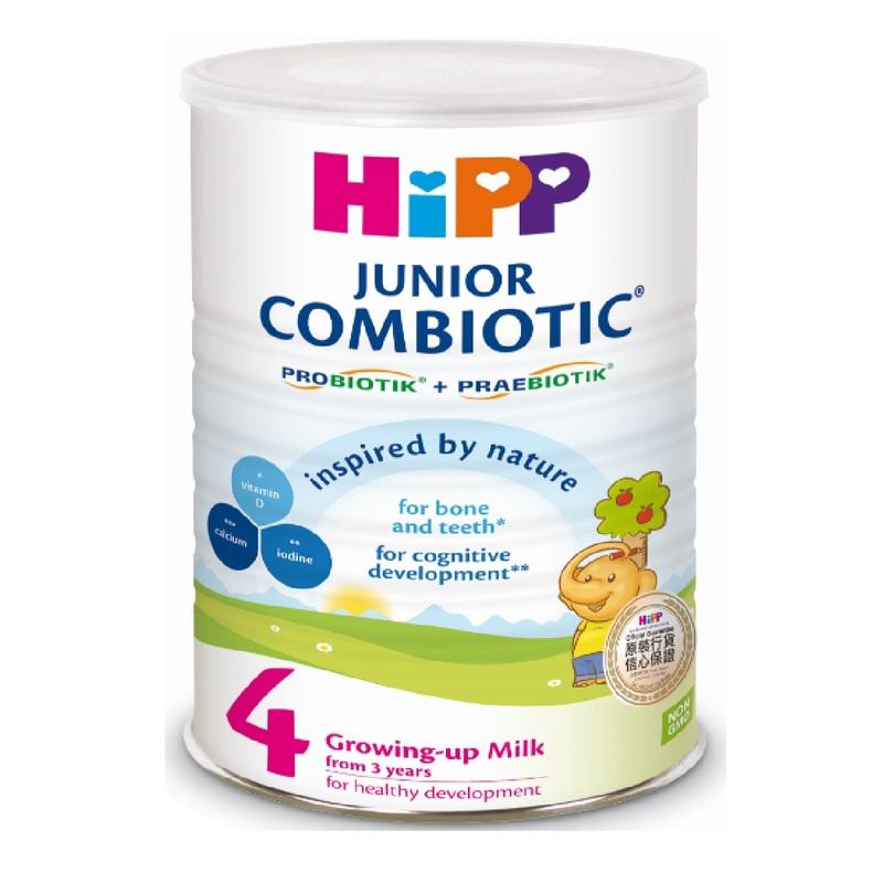 HIPP 4 JUNIOR COMBIOTIC GROWING-UP MILK 800G