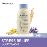 Aveeno Stress Relief Body Wash, 354ml