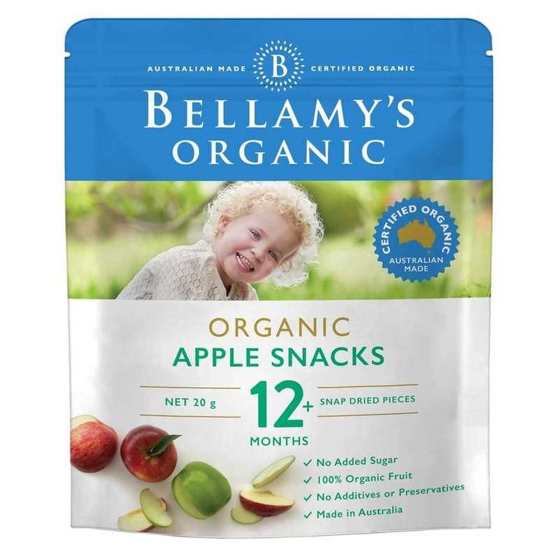 Bellamy's Apple Snacks