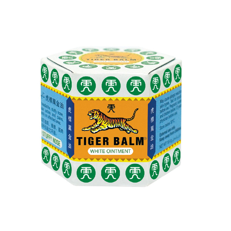 Tiger Balm White Ointment, 19.4g