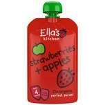 Ella's Kitchen Strawberries and Apples 120g