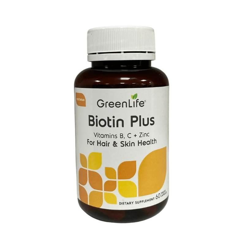 GreenLife Biotin Plus 60s
