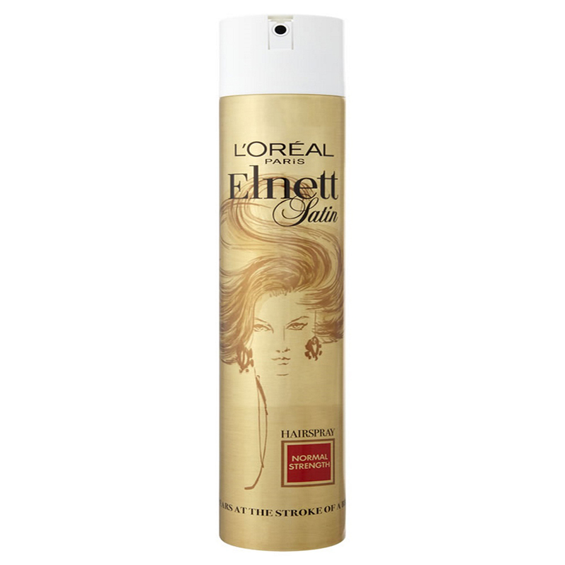 L'Oreal Elnett Red Normal Strong Hold, 312g