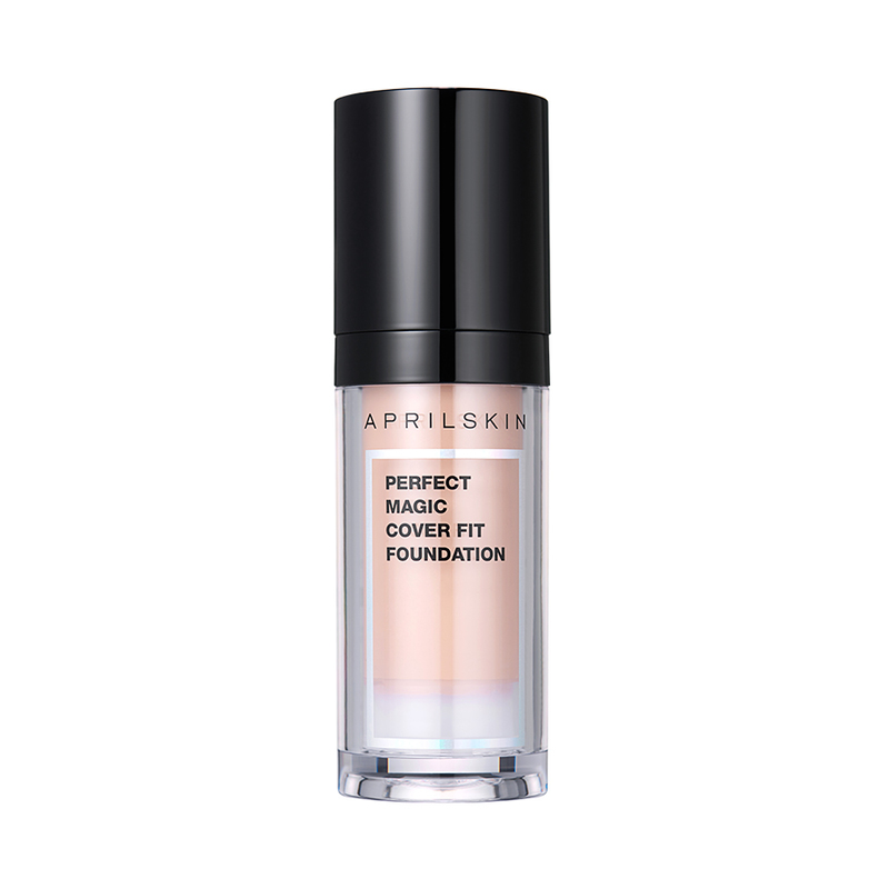 Aprilskin Perfect Magic Cover Fit Foundation 21, 30ml