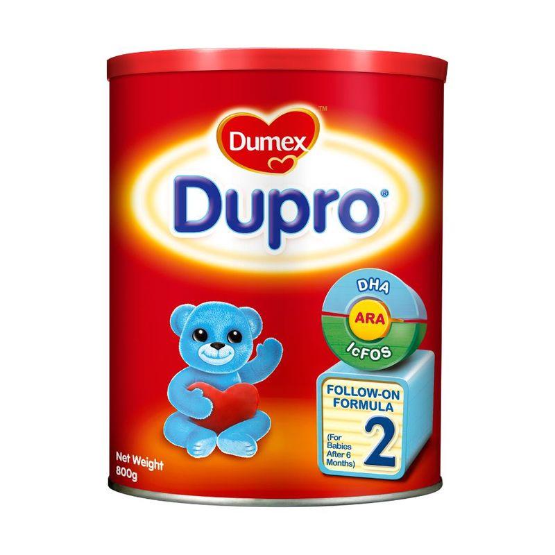Dumex Dupro Stage 2 Follow On Baby Milk Formula, 800g