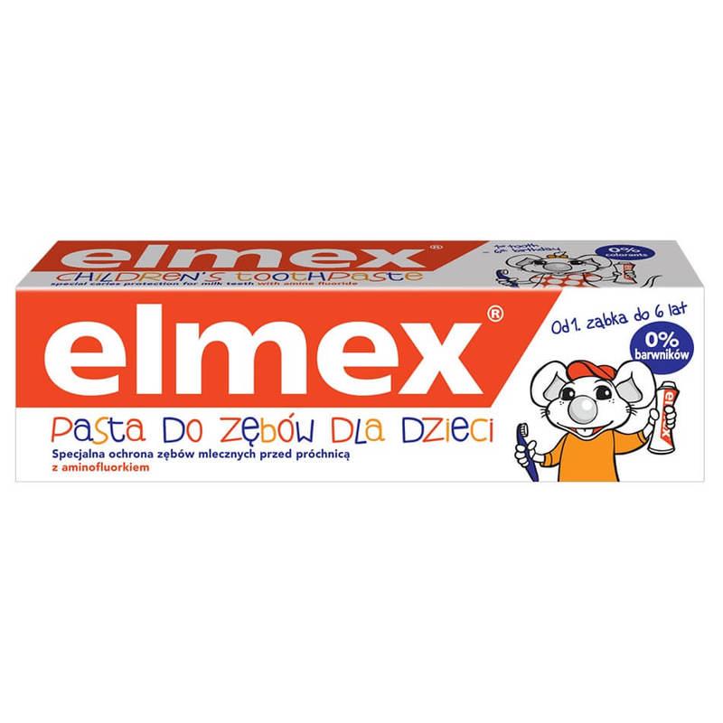 Elmex Anti-Caries Kids Toothpaste 50ml