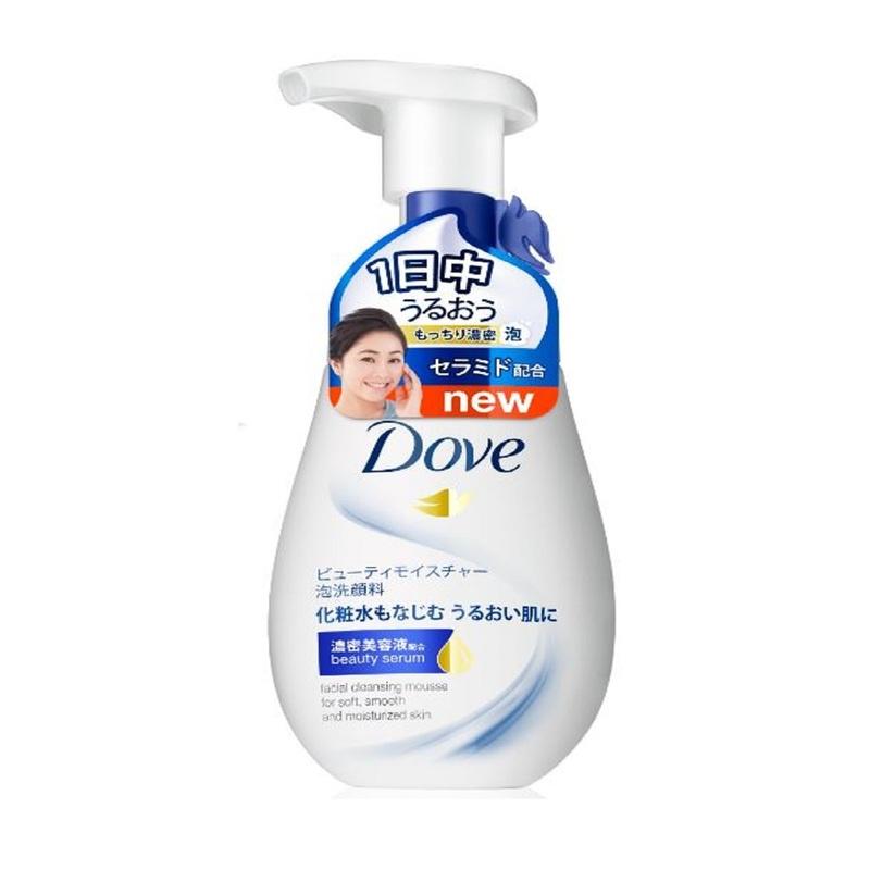 Dove Beauty Moisture Facial Cleansing Foam(Exclusive) 160mL