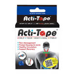 Acti-Tape Navy Blue Sports Tape 5cm x 5m
