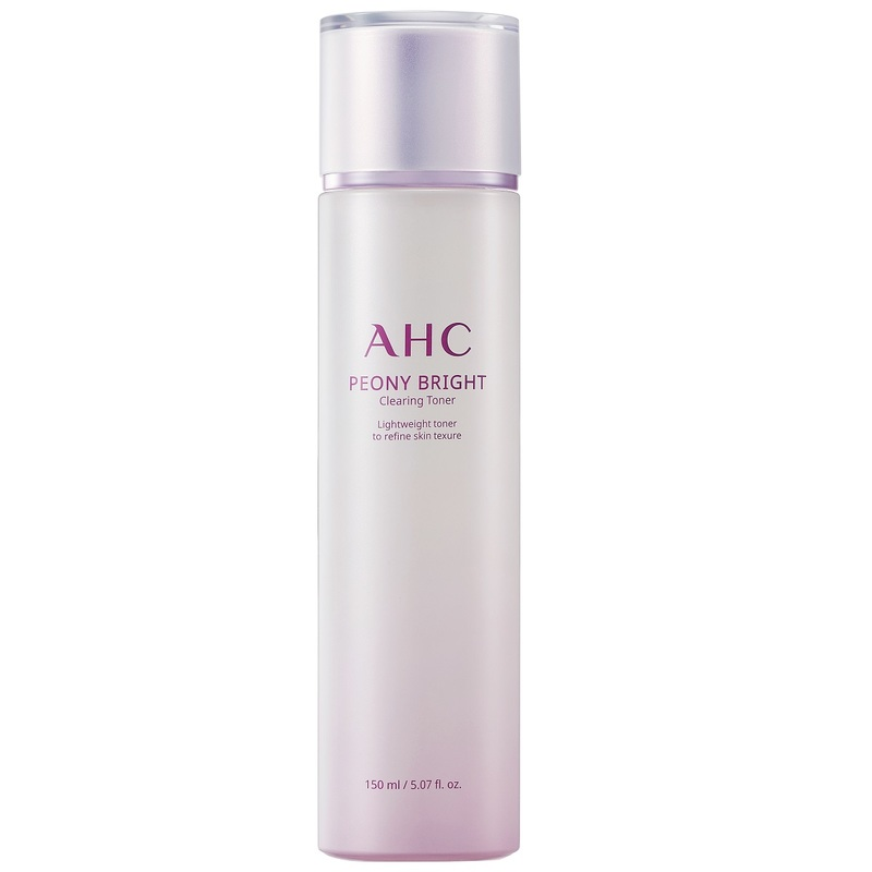Ahc Peony Bright Clean Toner150mL