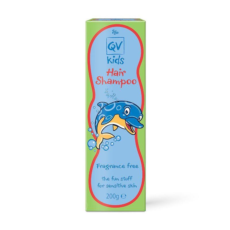 Ego QV Kids Hair Shampoo, 200ml