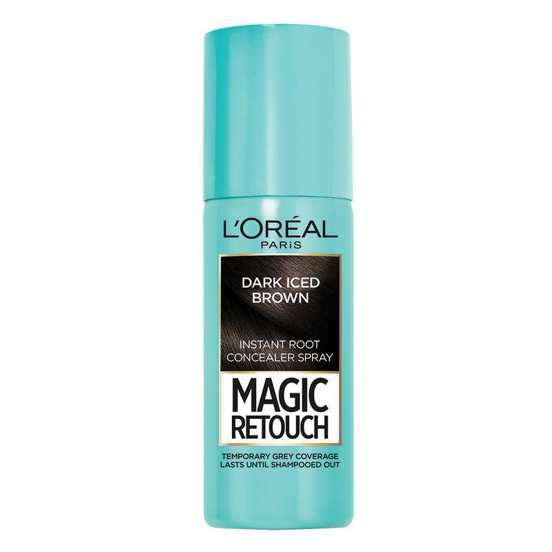 L'Oreal Magic Retouch Dark Iced Brown, 75ml