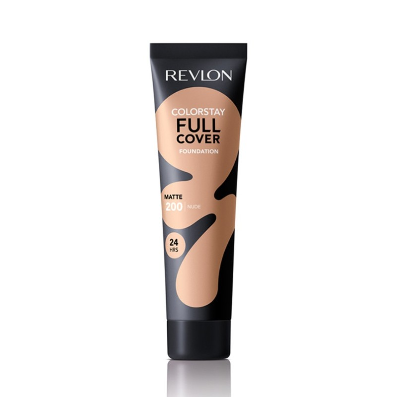 Revlon Colorstay Full Cover Foundation 200 Nude, 30ml