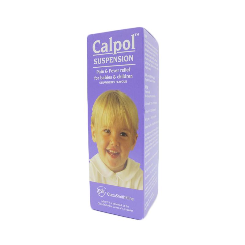 Calpol Suspension Pain and Fever Relief, 70ml