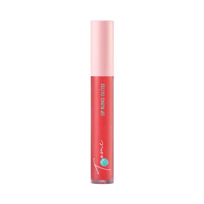 Tsome Lip Bling Gloss 04 Pink Chou 4.5g