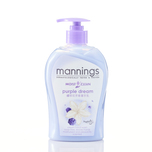 Mannings Purple Drm Hydrangea Handwash 500mL