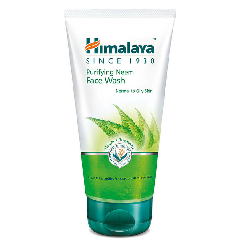 Himalaya Purifying Neem Face Wash, 150ml