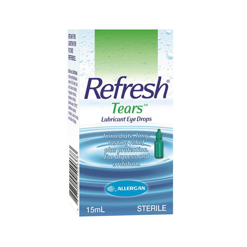 Allergan Refresh Tears Eye Drop, 15ml