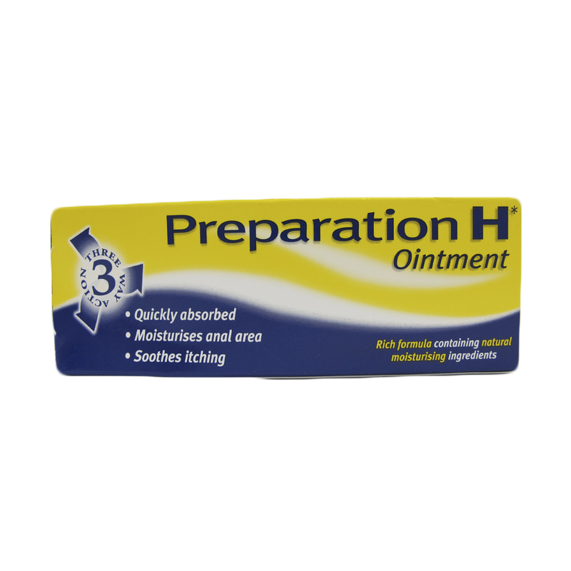 Preparation H Ointment, 25g